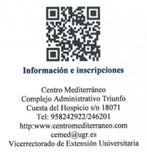 160711QRCursoEvolución_GranadaJulio16